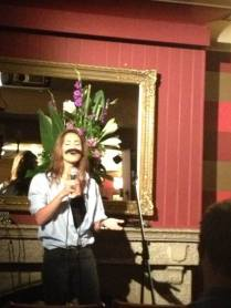First Stand-Up Comedy performance in London.