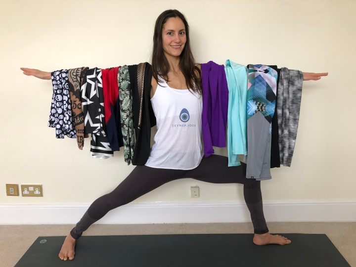 Yoga Clothing Review