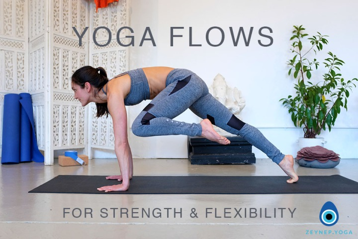 My Power Yoga Flow Programme is now online!